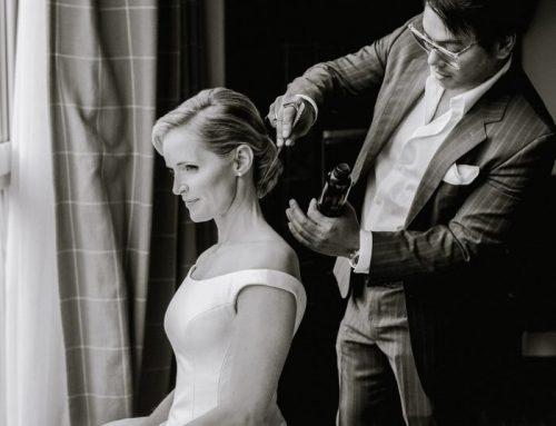 Nina and Martin's Pemberton Wedding