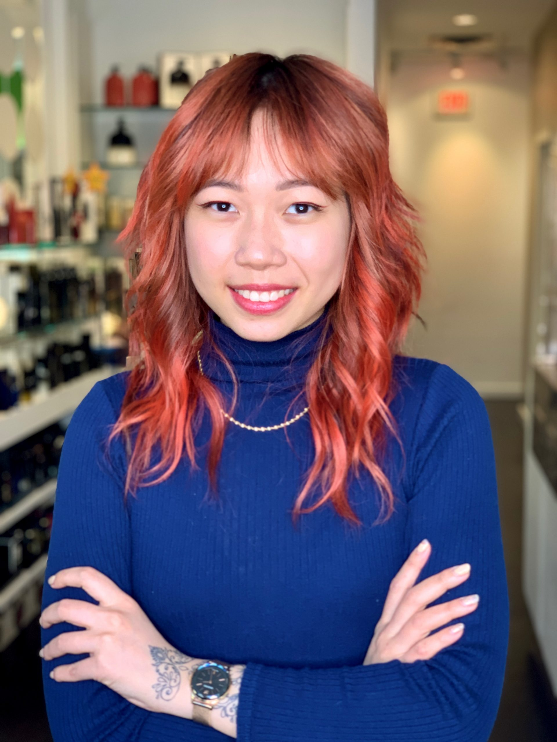 Vancouver Hair Stylist Molly Huynh